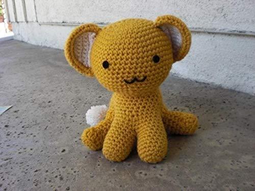 Multi Amazings Kero chan Needlework - Cardcaptor Sakura Inspired Crochet, Amigurumi Style