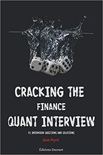 Sharing this quant interview book