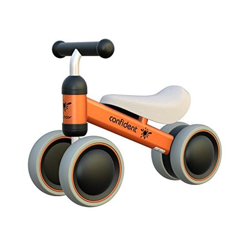 Hot Ancaixin Baby Balance Bikes Bicycle Children Walker 6-24 Months No Foot Pedal Infant Four Wheels Toddler Bike First Birthday Gift for sale