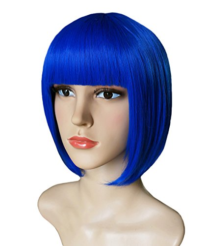 Another Me Wig Women's Elegant Royal Blue