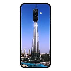 Samsung Galaxy A6 Plus Burj Khalifa Day