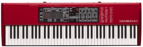 Nord - Electro 4 hp contrapesado piano profesional: Amazon.es ...