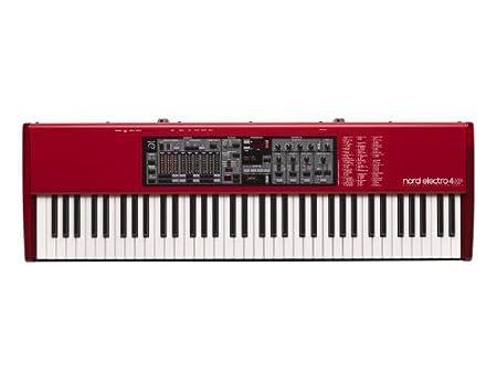 Nord - Electro 4 hp contrapesado piano profesional: Amazon.es: Instrumentos musicales