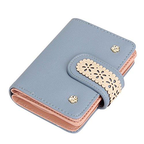 Short Wallet Case (Lavender) - 8