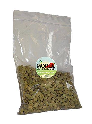 Whole Cardamom Pods/Seeds (Cardamomo) (1 oz, 2 oz, 4 oz, 6 oz, 8 oz, 12 oz, 1 lb, 2 lbs) (6 OZ) by Morel Distribution Company (Image #1)