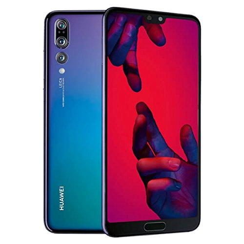 Huawei P20 Pro 128GB Single-SIM Factory Unlocked 4G/LTE Smartphone - International Version (Twilight)