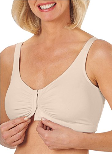 AmeriMark Front-Close Mastectomy Comfort (Front Breast Pockets)