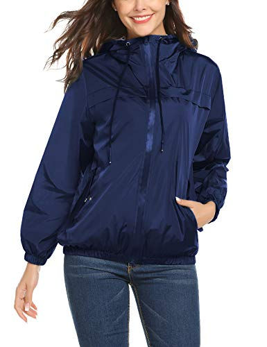 550f08406 LOMON Women's Packable Waterproof Rain Jacket Outdoor for sale Delivered  anywhere in USA