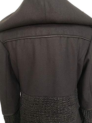 Tuscany Artesanal De Abrigo Made Auténtico Caprino Napa Cuero Pana In Linda Completamente Y q76aWwzz