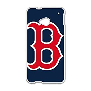 Happy boston red sox Phone Case for HTC One M7