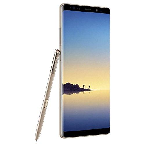 Samsung Galaxy Note8 SM-N950F 64GB Factory Unlocked GSM Smartphone - International Version