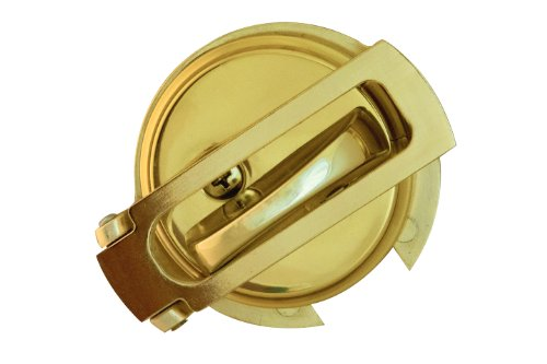 (Flip Guard Polished Brass)