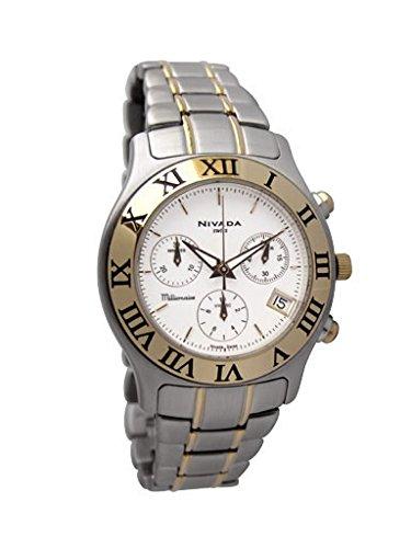 8f9eb0a32b05 Nivada NP8528MBICBI Reloj Formal para Hombre  Amazon.com.mx  Relojes