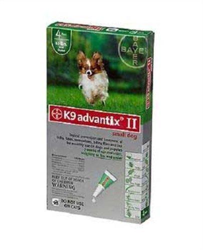 K9 Advantix 10 Green - 6