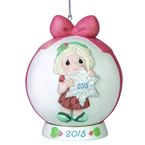 Precious Moments You Make The Season One of a Kind Dated Ball Ornament with ()