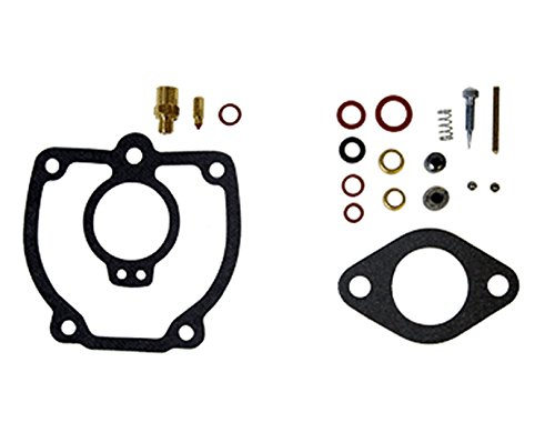 R0242 Basic Carb Kit for IH International Harvester and Farmall Tractors - Instructions Included (300 Tractor International)
