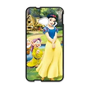 Elegant snow white Cell Phone Case for HTC One M7