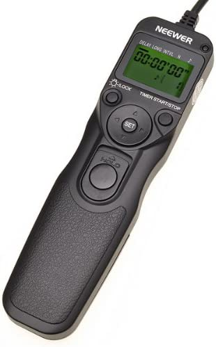 EZA-C3 for Canon EOS 1Ds Mark II /& 1Ds Mark III Digital Timer Remote