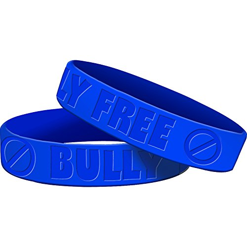TEACHER CREATED RESOURCES BULLY FREE WRISTBANDS 10 PCS (Set of 24) by Teacher Created Resources (Image #1)