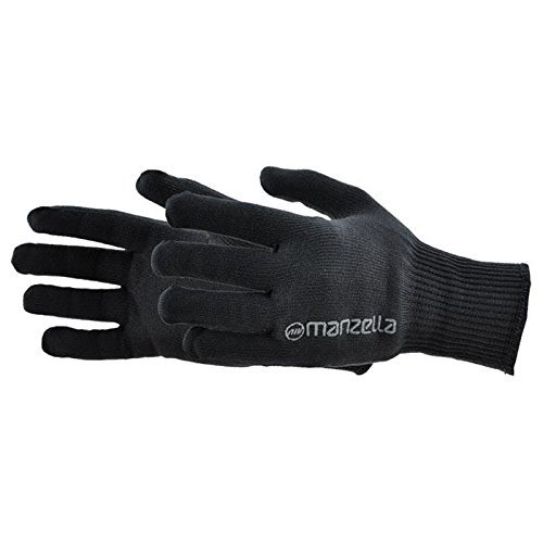 Manzella Liner Glove - Manzella MAX 10 Glove Liner Mens L/XL Blue