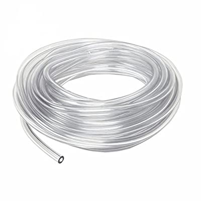 "NewAge Industries 2840978 Silcon Med-X Unreinforced Silicone Tubing - Platinum Cured Medical Grade.125"" (1/8) ID.250"" (1/4) OD, 50 ft"