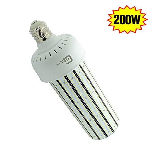 200W LED Corn Bulb Light With Internal Driver Mogul Base