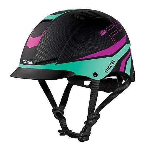 Troxel FTX Helmet XS Carbonite