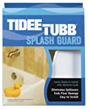 TIDEE-TUBB SPLASH GUARD 11H x 9.25L