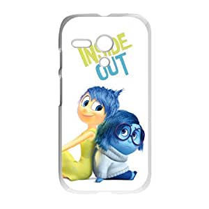 Motorola Moto G Phone Case for Classic cartoon Inside Out theme pattern design GCCTISO913535