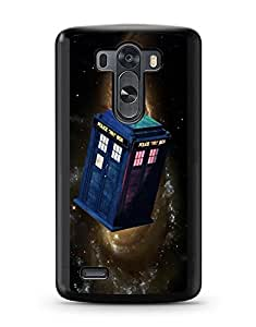 Popular Quote Doctor Who LG G3 Funda Case,Doctor Who Phone Funda Case Black Hard Plastic Funda Case Cover For LG G3 - By IRTHloi