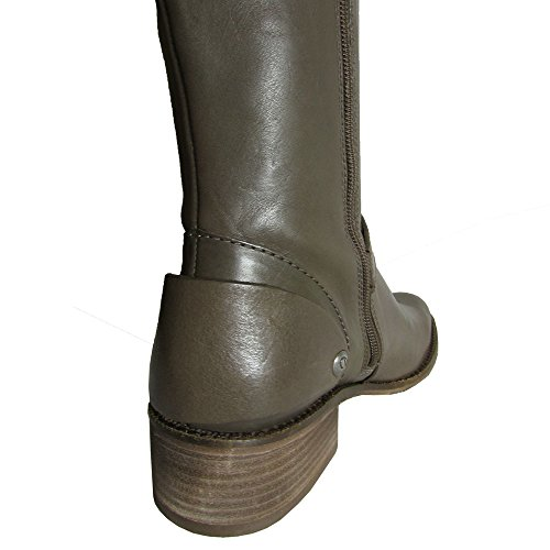 Delman Womens Soar Botte De Pierre Vachetta