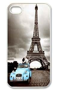 A Good Market Iphone 4 4s Case Romantic Paris Vintage Design Iphone 4 4s Case Cover