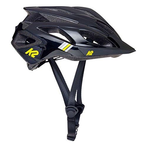 K2 Skate Vo2 Helmet, Black, Large