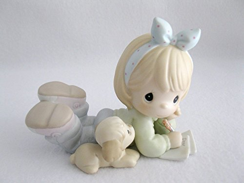 Precious Moments Friends Write From the Start Figurine