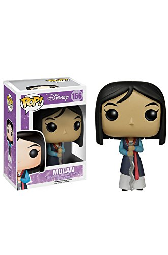 Funko Disney Mulan Pop Vinyl Figure]()