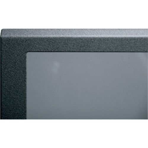 DWR Series Plexiglass Front Door Rack Height: 61.25'' H (35U space) by Middle Atlantic