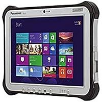 Panasonic Toughpad FZ-G1J0537CM Tablet - 10.1 - 8 GB - Intel Core i5 (5th Gen) i5-5300U Dual-core (2 Core) 2.30 GHz - 128 GB SSD - Windows 7 upgradable to Windows 8.1 Pro - (Certified Refurbished)