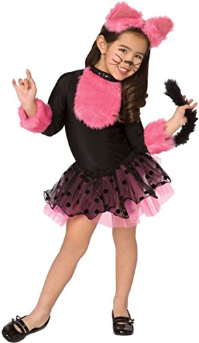 Cat Costume Ideas For Girl (WMU Costume Cutie Cat Child Medium)