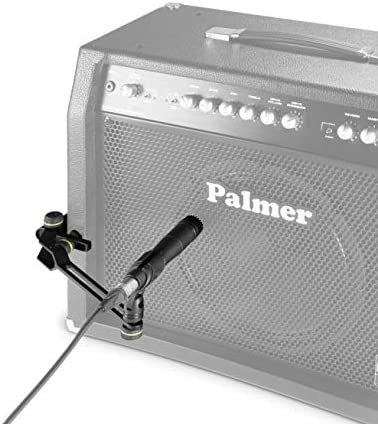 Gravity MS CAB CL 01 S Cab Clamp Soporte de micr/ófono para caja de guitarra versi/ón corta