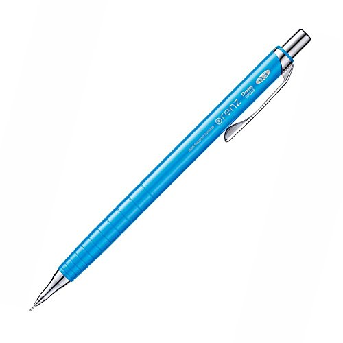 Pentel Mechanical Pencil Orenz 0.3mm, Sky Blue Body (XPP503-S)