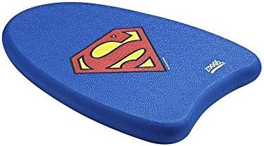 子供の水泳トレーニングA型フローティングボード、EVA子供の水泳トレーニングキックボード、プールトレーニングエイドツール、子供2-6歳 (Color : Blue)