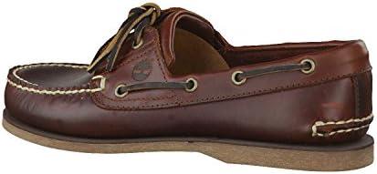 expedición erección Orgullo  Amazon.com | Timberland Men's Classic 2-Eye Boat Shoe | Loafers & Slip-Ons