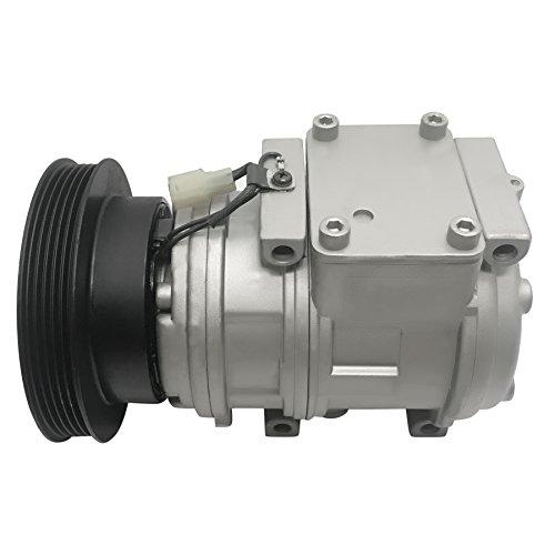 RYC Remanufactured AC Compressor and A/C Clutch EG398