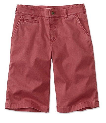 Orvis Women's Classic Chino Shorts, Weathered Red, 14