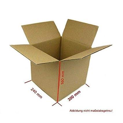 Airbrush-City Cartón 330 x 240 x 160 mm 50 Unidades Cajas de Cartón Plegables