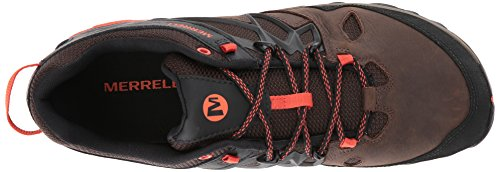 Merrell Mens All Out Fiammata 2 Scarpe Da Trekking In Argilla