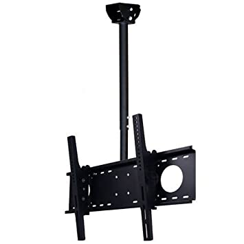 "VideoSecu LCD Plasma Flat Panel TV Ceiling Mount Bracket for most  37-60"" Plasma"
