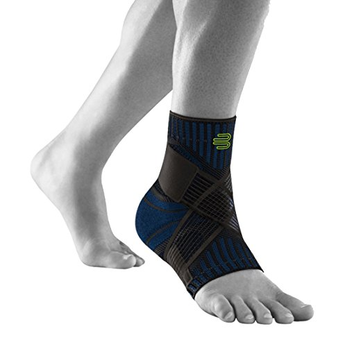 Bauerfeind Sports Ankle Support - Breathable Compression (Black, Medium/Right) Photo #3