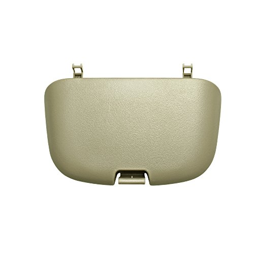 Auto-Parts-Eshop For Dodge Ram 99-01 Overhead Console Sunglass Holder Lid With Stronger Latch Front Eyewear Case Storage Box