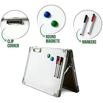 Amazon.com : Ibex DryErase Desktop Whiteboard Easel